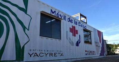 COVID-19: Hospital de Limpio cuenta con 3 camas para terapia intermedia