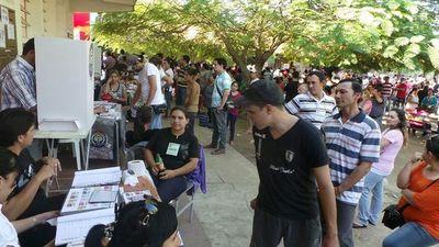 Marito oficializa postergación de elecciones municipales