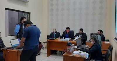 Ex funcionario judicial recusó al Tribunal de Sentencia y trabó juicio oral
