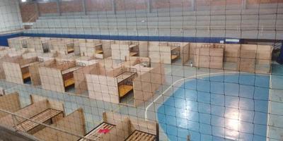 Afirman que connacionales en albergue de Mariano Roque Alonso cumplen con cuarentena sanitaria