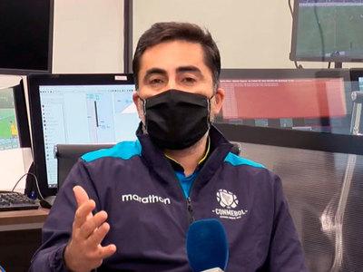 Conmebol prepara su primer seminario virtual para árbitros