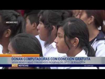 ANALIZAN PROPUESTAS EDUCATIVAS PARA RETORNO A CLASES PRESENCIALES EN EL CHACO. LLEGARÁN COMPUTADORAS