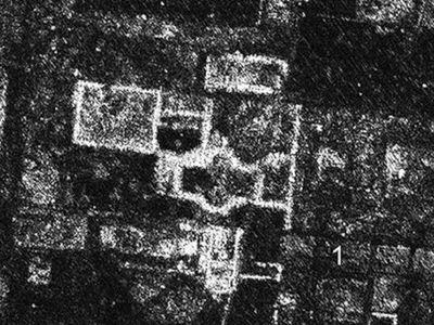 Expertos hacen cartografía de una ciudad romana sin excavaciones