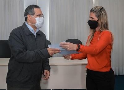 Cambio en SENEPA: Hernán Rodríguez reemplaza a María Teresa Báran