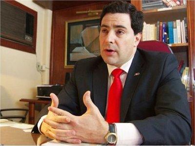 """Estigarribia sobre elección de Rivas: """"Con esto ratifica aquel viejo mote que es la Cámara de la vergüenza"""""""