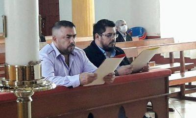 Confirman a párroco y vicario en parroquia de Franco