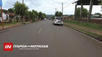 ULTIMAN DETALLES PARA HABILITACIÓN DE CENTRO COMUNITARIO EN ARROYO PORÁ