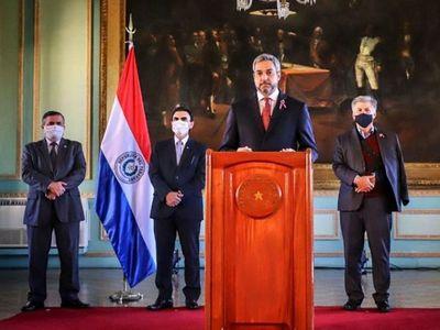 Abdo Benítez vetará ley de declaración jurada aprobada por Diputados