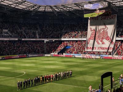 La Premier League ofrecerá sonido ambiente del FIFA 20 a los televidentes