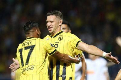 Guaraní vence a Corinthians y va con ventaja mínima a la revancha