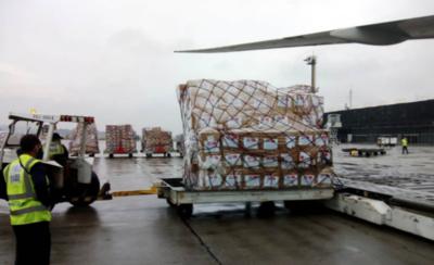 HOY / Gobierno de Turquía remite donación de insumos al Ministerio de Salud