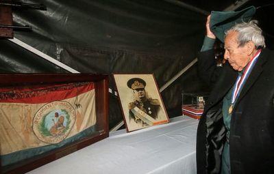 Estado asiste a 60 veteranos de guerra y 6.800 herederos · Radio Monumental 1080 AM