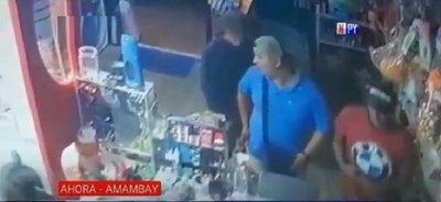 Violento asalto en Capitán Bado: Delincuentes se alzan con G. 3 millones