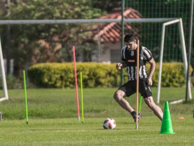 Diego Viera destaca el regreso a los entrenamientos
