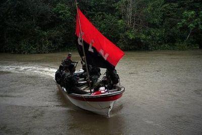 Guerrilla del ELN deja en libertad a dos empleados petroleros en Colombia