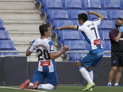 El colista Espanyol triunfa