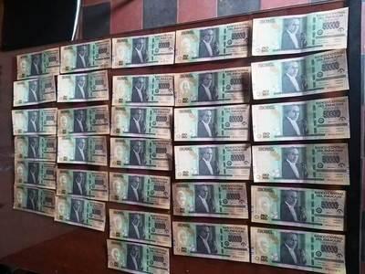 Un ladrón con 17 antecedentes cae tras asaltar comercio en Luque • Luque Noticias