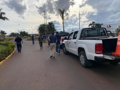 Equipo especial de Migraciones controla cumplimiento de restricciones al paso fronterizo con Brasil – Diario TNPRESS