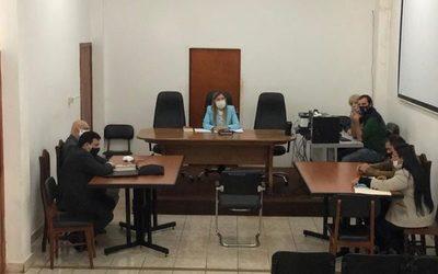 Prieto afronta audiencia por difamación y calumnia