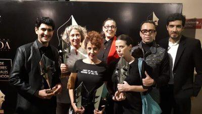 Se dieron cono nominados a los Premios Edda