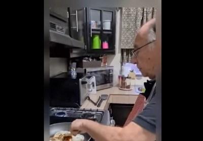 |VIDEO| Abuelo de 80 años perdió su empleo a causa del coronavirus y ahora tiene un canal en YouTube