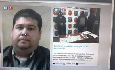 Conocido estafador continúa libre pese a 5 órdenes de captura • Luque Noticias