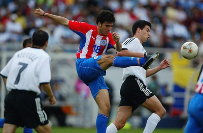 15 de junio, una fecha dura para la selección paraguaya