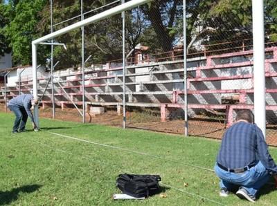Prosiguen las inspecciones de los estadios del ascenso