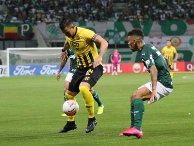 """Estamos contentos de seguir en Guaraní"", señala Báez"