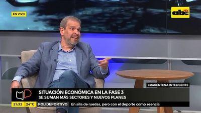 Cuál es la situación económica en la fase 3