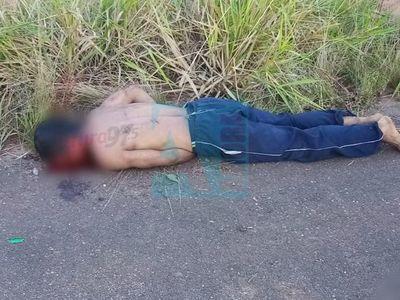Identifican cadáver de un hombre hallado en Bella Vista Norte