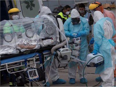 Una de cada 5 personas sufriría una Covid-19 severa si se infectara