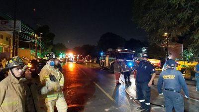 Negligencia habría provocado explosión en Villa Elisa