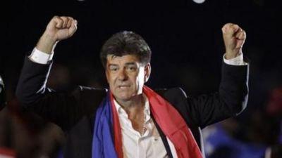 """""""Paraguay está secuestrado por la mafia"""", dice Alegre"""