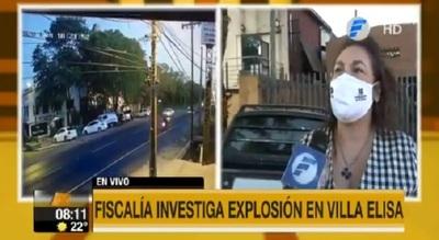 Fiscalía investiga circunstancias de fatal explosión en taller