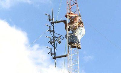 Conatel asegura que antenas 5G no representan riesgo para la salud