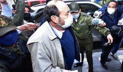 Bolivia: exministro de Salud es enviado a prisión por supuesta compra de respiradores sobrefacturados