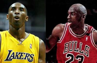 Las diferencias y similitudes entre Michael Jordan y Kobe Bryant