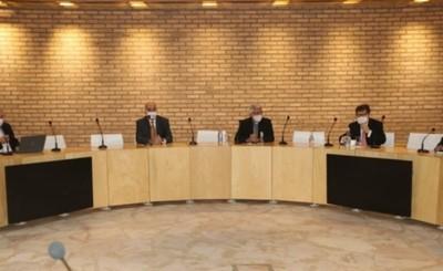 Ministros y CEP analizan protocolo para celebraciones religiosas