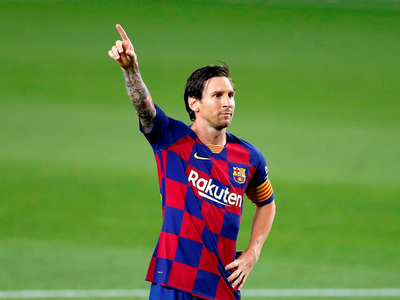 Barcelona suma otra victoria, Messi otro gol