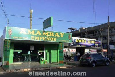 En tiempos de pandemia, Amambay Empeños es una buena alternativa para conseguir dinero del modo más rápido y fácil
