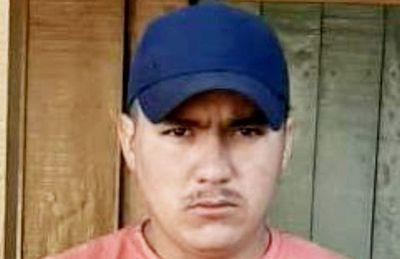 Capturan a delincuente acusado de matar  a una despensera en Caazapá