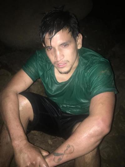 Paraguayo fue detenido al cruzar nadando el río Paraná