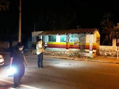 Un ferretero fue acuchillado en Valle Pucú • Luque Noticias