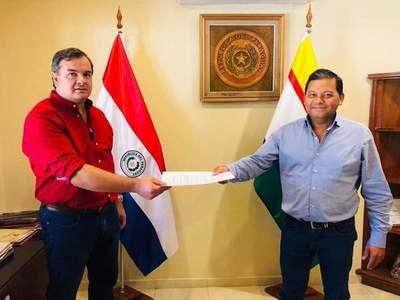 El ayolense Agustin Barreto es el nuevo secretario de Obras Públicas de la Gobernación de Misiones