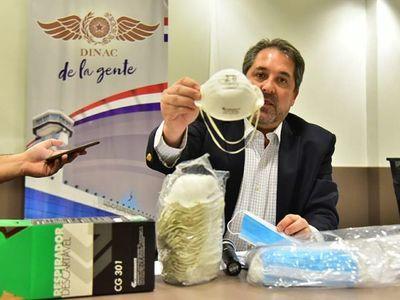 Caso tapabocas: Juez fija nueva audiencia para ex titular de la Dinac