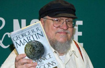 """George R.R. Martin terminará su obra antes del """"encierro"""""""
