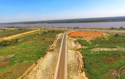 Inauguran nuevo acceso a la Costanera Norte de Asunción
