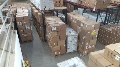 Salud distribuye insumos y medicamentos recibidos como donativos en el marco de la pandemia