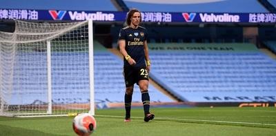 David Luiz asume su responsabilidad en la nueva derrota del Arsenal